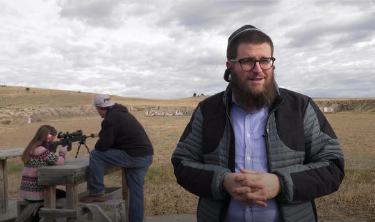 "From Brooklyn to Big Sky country: A documentary about an Orthodox  Jewish rabbi's relocation to a not entirely hospitable locale, ""The Rabbi Goes West"" makes its Memphis debut March 18 at the Studio on the Square."