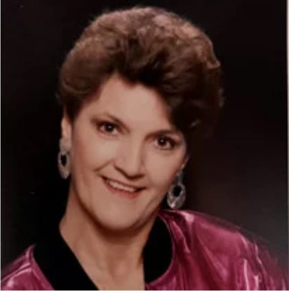 Photo of Patricia Lane, 67