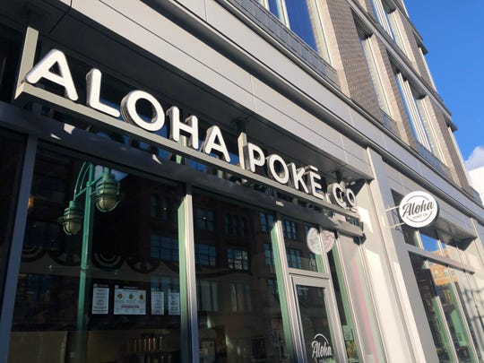 Aloha Poke Co., shown here in Milwaukee's Third Ward, is planning a Wauwatosa location at 1417 N. Wauwatosa Ave.