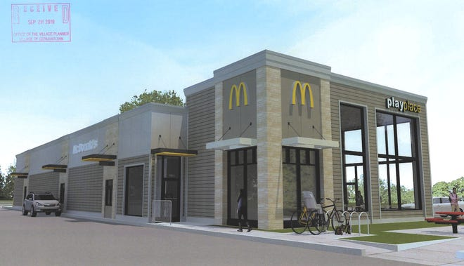 As part of the nationwide plan to modernize all of the McDonald's restaurants by 2020, the Germantown McDonald's,N92 W17512 County Line Road, will be undergoing a complete renovation process.  Construction will begin in the spring.