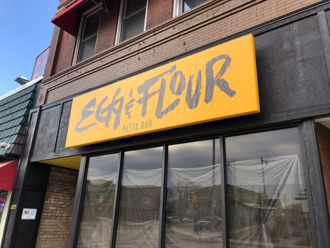 Egg & Flour Pasta Bar opens its second location on March 9, at 2273 S. Howell Ave. in the Bay View neighborhood.