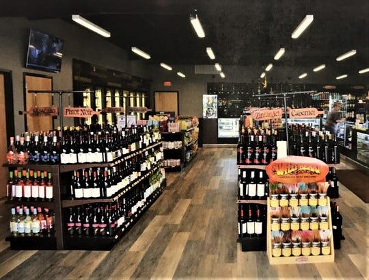 Inside a Bottle Paradise in Wetumpka