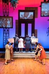 "A scene from ""Ruby"" at the Alabama Shakespeare Festival. Due to the coronavirus threat, this production has closed."