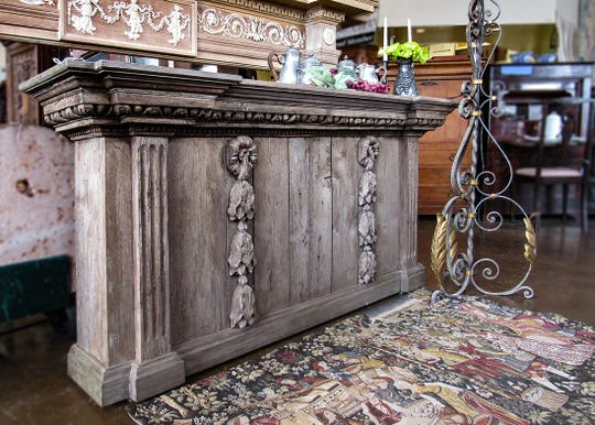 Gargoyles French Decor will have furnishings and architectural elements from France at the Nashville Home and Remodeling Expo. The owners hand-select salvage materials, furniture, art and unique items.