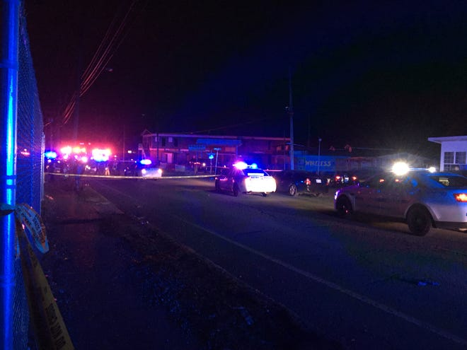 One person was critically injured in a North Nashville shooting Wednesday evening near Buchanan Street behind 16th Avenue North.