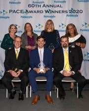 The Greater Pensacola Chamber announced its 60th annual PACE Award recipients at a ceremony Wednesday, March 4, 2020, at the Hilton Pensacola Beach Gulf Front.