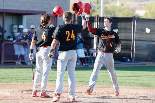 Trevor Long had quite the first week for Chaparral.