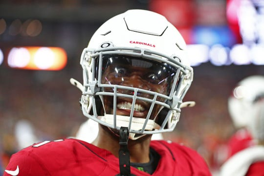 The Arizona Cardinals' Patrick Peterson is one of the highest paid cornerbacks in the NFL.