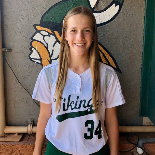 Maddie Udall shined in the first week of the Arizona high school softball season.
