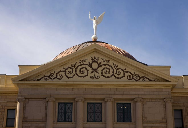 Arizona Capitol.