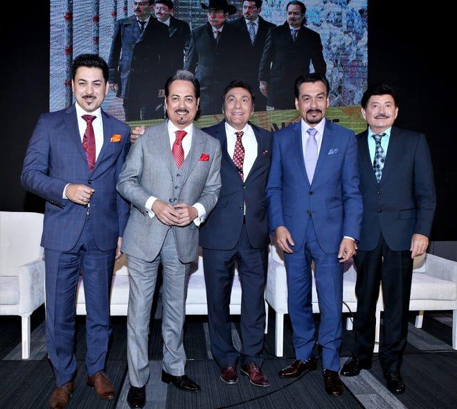 Los Tigres del Norte iniciaron su trayectoria musical en 1968 en su natal Sinaloa.