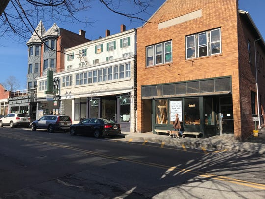 Main Street in the City of Beacon on March 5, 2020.