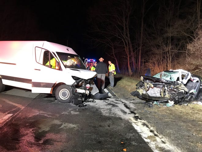 State police is investigating a serious motor vehicle crash on the Taconic State Parkway in the town of Pleasant Valley.