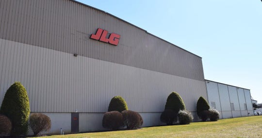 JLG Industries Inc. is planning an expansion of the parking area at its 15276 Molly Pitcher Highway location in State Line, Pa. The project will not only bring a new look to landscaping, but also means up to 35 new jobs.