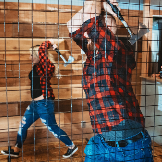 Oregon Axe Throwing is located at 700 High St. NE.