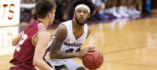 SCAC Player of the Year Cedric Harris, will lead Centenary into the NCAA Division III Tournament Friday in Dallas.