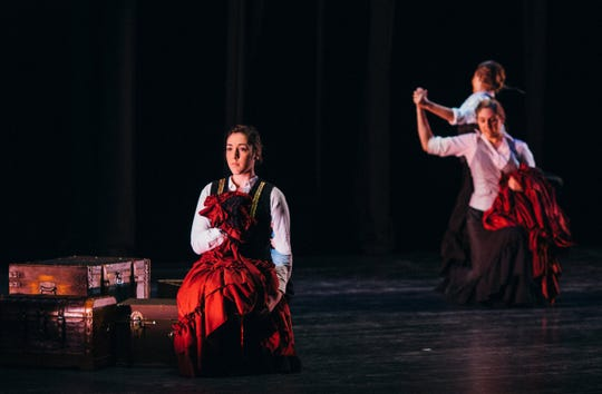 """Wildwood Ballet will present """"The Journey Home"""" on Sunday at Chiles High School."""