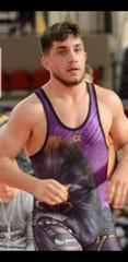 Fort Pierce Central wrestler Steven Krantz