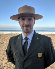 Ethan McKinley, superintendent of the Channel Islands National Park