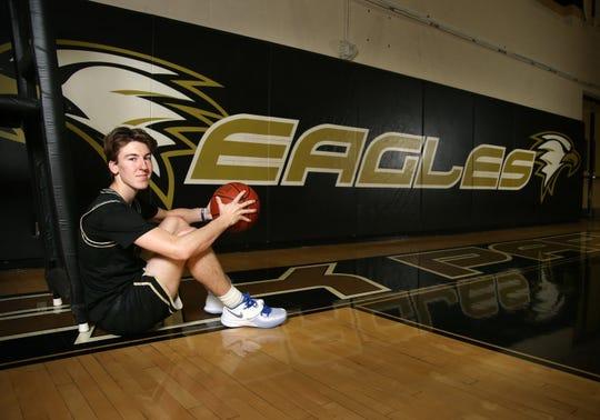 Clark Slajchert is headed to the University of Pennsylvania after a record-setting high school career at Oak Park High.