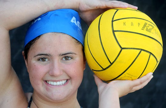 Maddie DeMattia is headed to UC Berkeley after a remarkable, record-setting career at Agoura High.