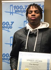 Troy Hupstead, Con Ed athlete of the week