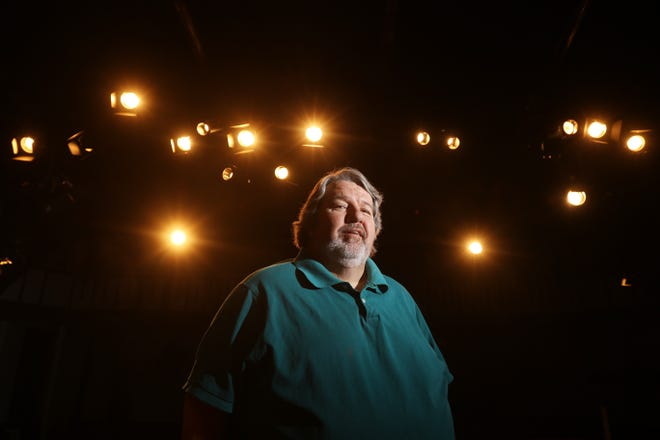 Rich Tolliver has been involved in theater since high school, and has directed and acted in plays across east central Ohio. He is president of Zane Trace Players, which has its home at The Renner Theatre in downtown Zanesville.
