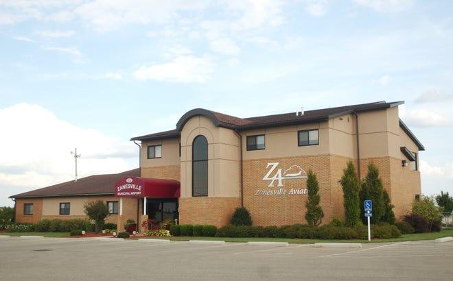 The Zanesville Municipal Airport.