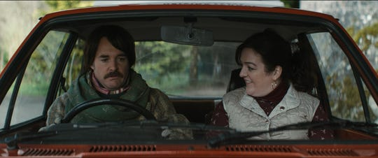 """Will Forte stars as a washed-up singer with satanic intentions and Maeve Higgins is a kindly Irish driving instructor in the horror comedy """"Extra Ordinary."""""""