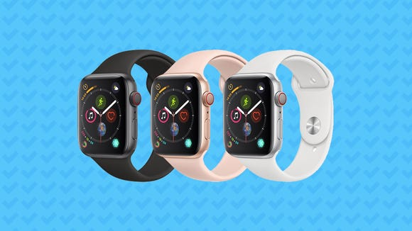 The Apple Watch Series 4 just had a huge price drop on Amazon