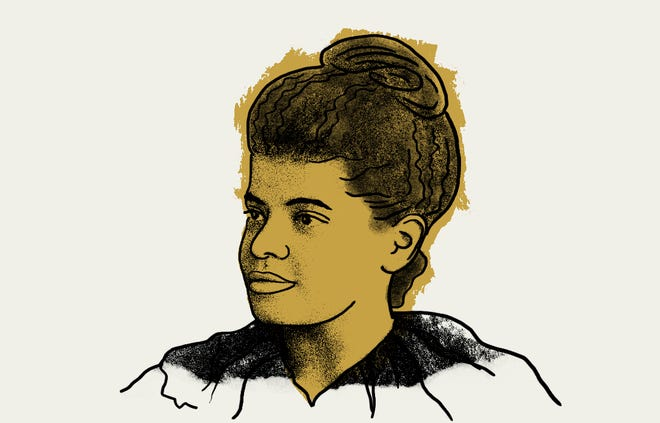 Ida B. Wells, a native of Holly Springs, Miss., refused to give up her train seat and was arrested. She went on to expose the lynchings of African Americans. She later helped form the NAACP.
