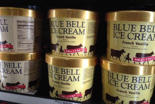 """Paul Kruse, who retired from Blue Bell three years ago, participated in a conspiracy to conceal """"potential and/or confirmed listeria contamination in Blue Bell products from certain Blue Bell customers,"""" according to the U.S. Justice Department, which filed the charges against him Friday in U.S. District Court in Travis County."""