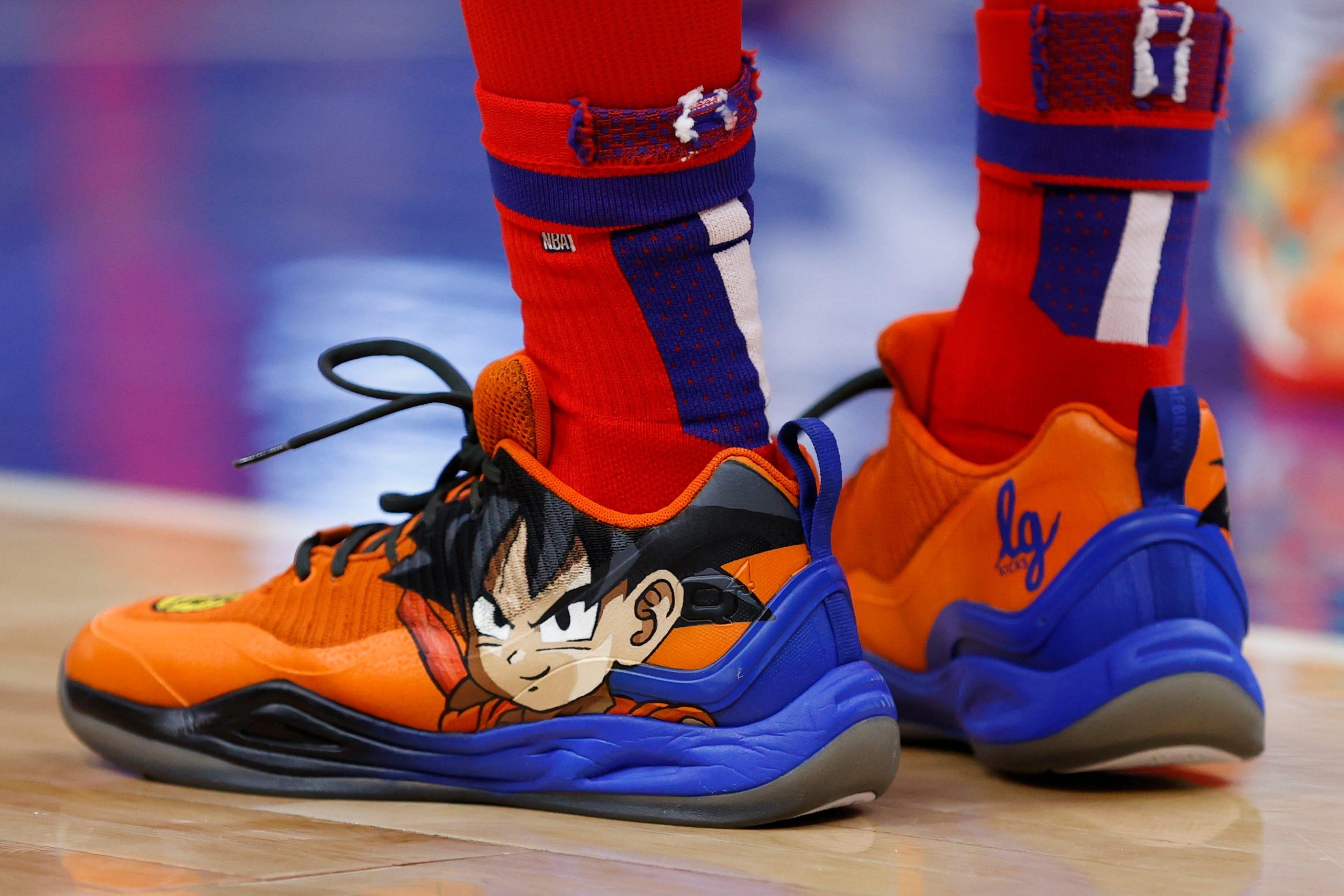 NBA; Coolest shoes of the 2019-20 season
