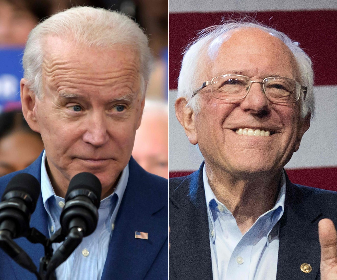 USA TODAY – Bernie Sanders supporters reluctantly turn to Joe Biden, fueled by their dislike of President Trump