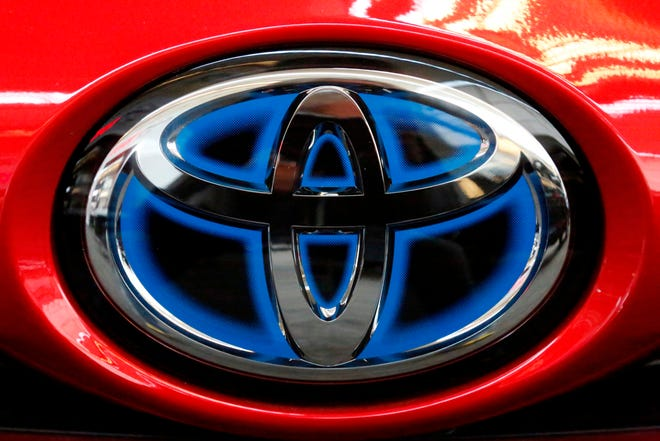 Toyota is adding 1.2 million vehicles to a major recall in the U.S. to fix possible fuel pump failures that can cause engines to stall. The company said Wednesday, March 4, 2020, that the added vehicles bring the total to 1.8 million.