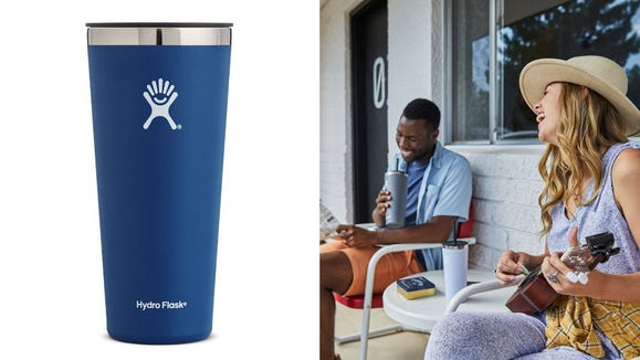 Keep your drinks cool all summer long.