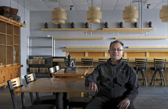 Appleton's low 2.8 unemployment rate has worked against Thai Ginger Bistro owner/chef Boun Luangpraseuth. He can't open his new restaurant until he finds employees.