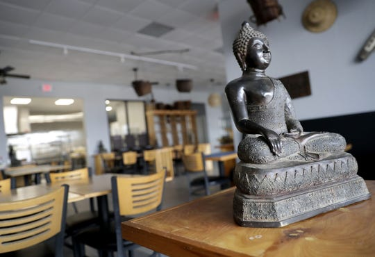 Thai Ginger Bistro is set up and ready to go, but can't open until it finds employees.