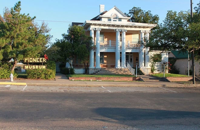 Pioneer City County Museum