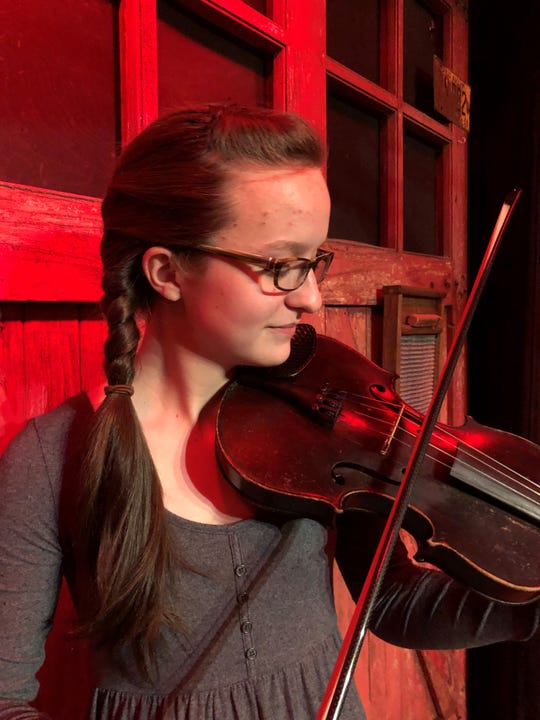 Rhiannon Ramsey, who recently succeeded her mentor Arvil Freeman with The Stoney Creek Boys, is set to perform at the annual Fiddlers of Madison County fundraiser March 14.