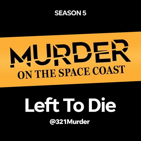 Season five of the award-winning podcast, Murder on the Space Coast, is back.