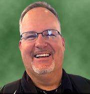 New King High School head football coach and athletic coordinator Douglas Foster