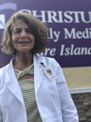 Elsie Deleon is the nurse practitioner at the Christus Family Medicine – Padre Island. She collaborates with a physician. Christus plans to add a doctor to the clinic as need grows.