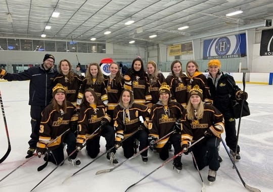 The Rowan University women's ice hockey team is headed to the national tournament once again. The team went undefeated in its regular season and has its sights set on a national title.