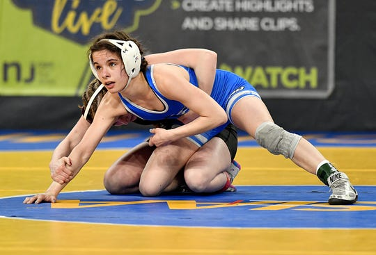 Girls high school wrestling is a sanctioned sport by the New Jersey Interscholastic Athletic Association. The Florida High School Athletic Association unanimously recommended its board of directors sanction the sport on Wednesday.