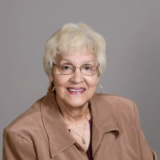 Portrait of Beverly Gray.