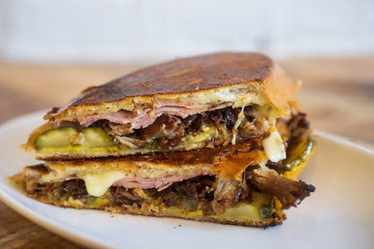 The Cubano sandwich planned for Copper and Flame bar in Over-the-Rhine