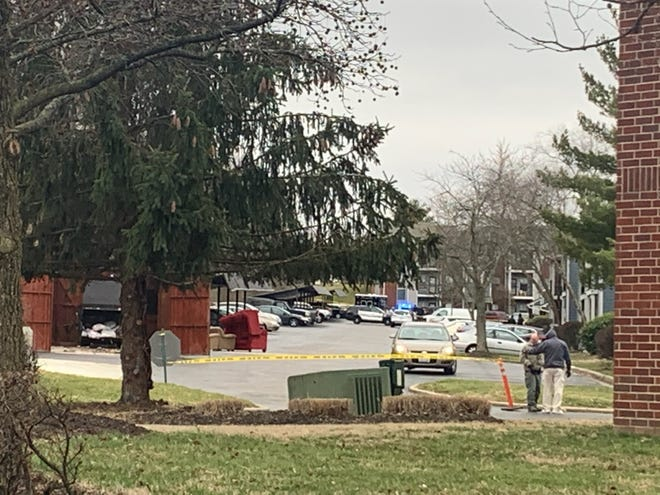 One person is dead following an officer-involved shooting in Fairfield at the Timber Hollow Apartments. Officials said no officers were injured.