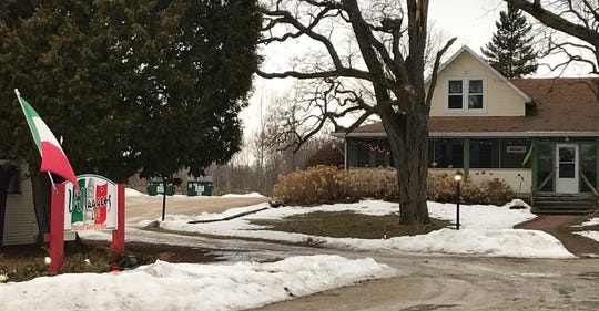 Villaggio's Italian restaurant in Juddville will move about three miles south in May to the Egg Harbor building that formerly house Trio Restaurant.