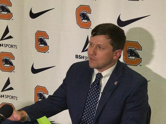 Former Mauldin High football coach Harry Cabaniss has been announced as Chapman High's football coach Thursday night.